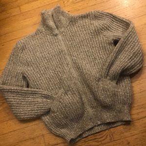 Retro Bulky LL Bean Sweater / Jacket
